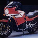 Suzuki GSX1100EF (1986)