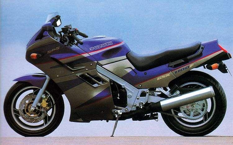 Suzuki GSX1100F (1989-90)