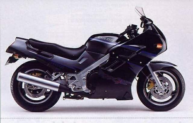 Suzuki GSX1100F Katana (1993-94)