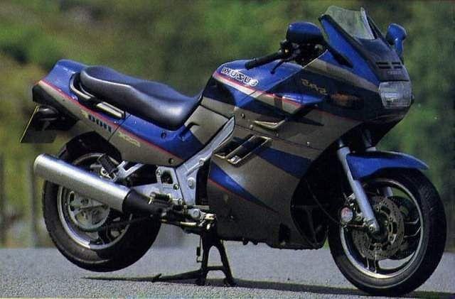 Suzuki GSX1100F Katana (1991-92)