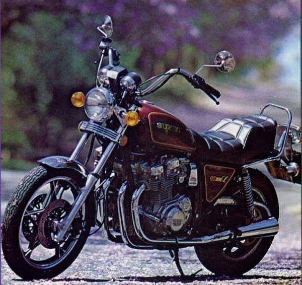 Suzuki GSX1100L (1980-81)
