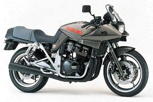 Suzuki GSX1100S Katana (1992)