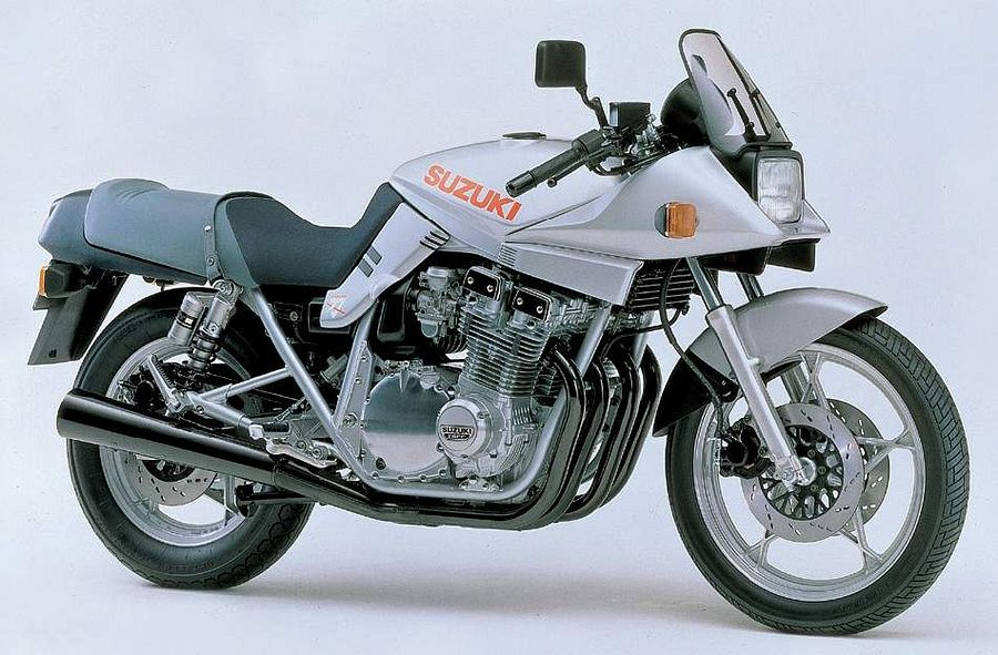 Suzuki GSX1100S Katana Final Edition (1992)