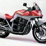 Suzuki GSX 1100SE Katana (1992)