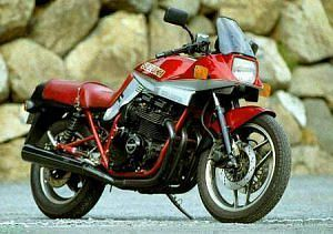 Suzuki GSX1100SBE Katana (1992)