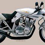 Suzuki GSX1100SX Katana Prototype (1992)