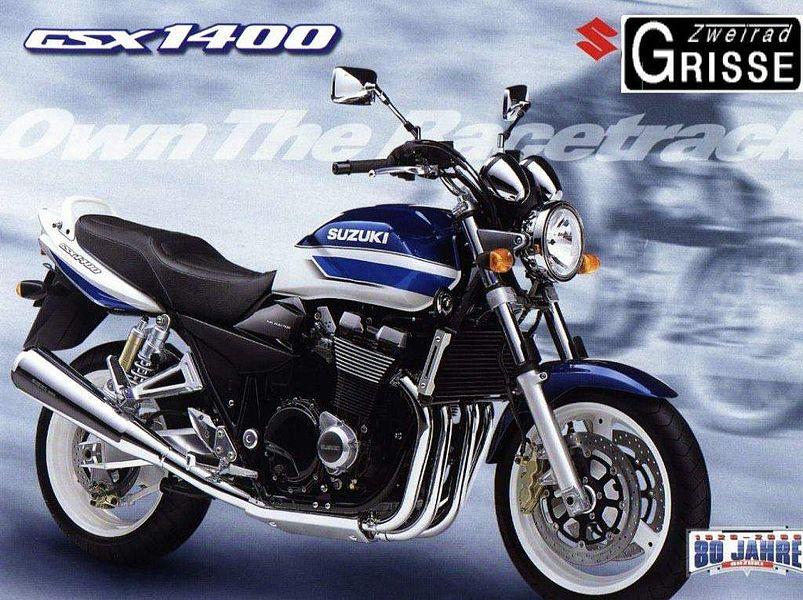 Suzuki GSX1400 (2003)