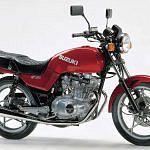 Suzuki GSX250E (1984-85)