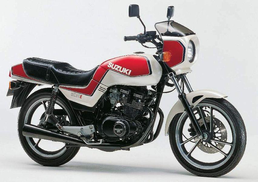 Suzuki GSX250E (1983)