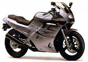 Suzuki GSX250F Across (1992-98)