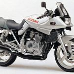 Suzuki GSX250S Katana (1991)