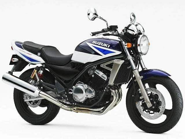 Suzuki GSX250FX (2002-03)
