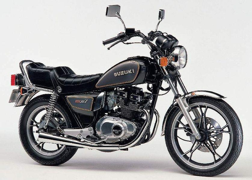 Suzuki GSX250L (1982-84)