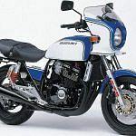 Suzuki GSX400S Impulse (1996-98)