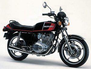Suzuki GSX400E (1980-81)