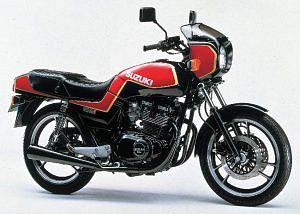 Suzuki GSX400S (1984-86)