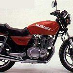 Suzuki GSX400E (1984)