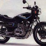 Suzuki GSX400F (1985-86)