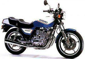 Suzuki GSX400F (1983-84)