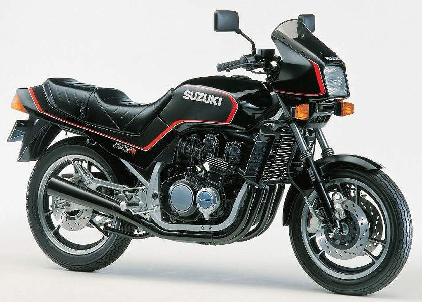 Suzuki GSX400FW (1983)