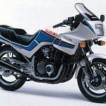 Suzuki GSX400FW (1984-87)