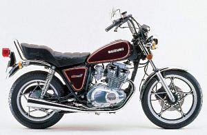 Suzuki GSX400L (1981-83)