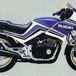 Suzuki GSX550ES (1984-86)