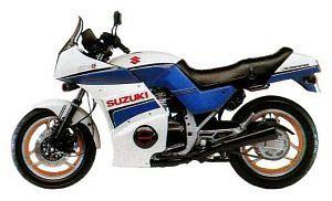 Suzuki GSX750EF (1983-84)