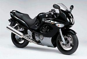 Suzuki GSX750F Katana (2006-07)