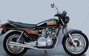 Suzuki GSX 750E (1980)