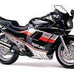 Suzuki GSX 750F (1988-89)