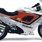 Suzuki GSX750F (1990-91)