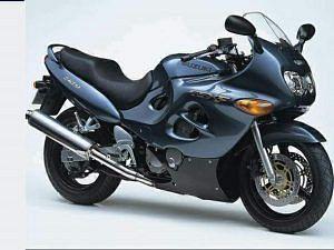 Suzuki GSX750F Katana (2000-01)