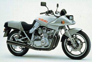 Suzuki GSX750S Katana (1982)