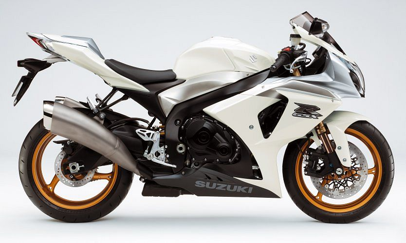 Suzuki GSX-R 1000 Limited Edition (UK) (2008)