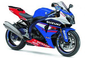 Suzuki GSX-R 1000 SERT Limited Edition (Germany) (2013)