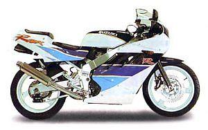 Suzuki GSX-R400 R (1989-90)