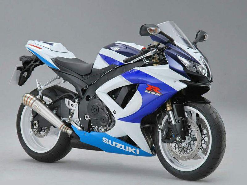 Suzuki GSX-R600 25th Anniversary (2010)