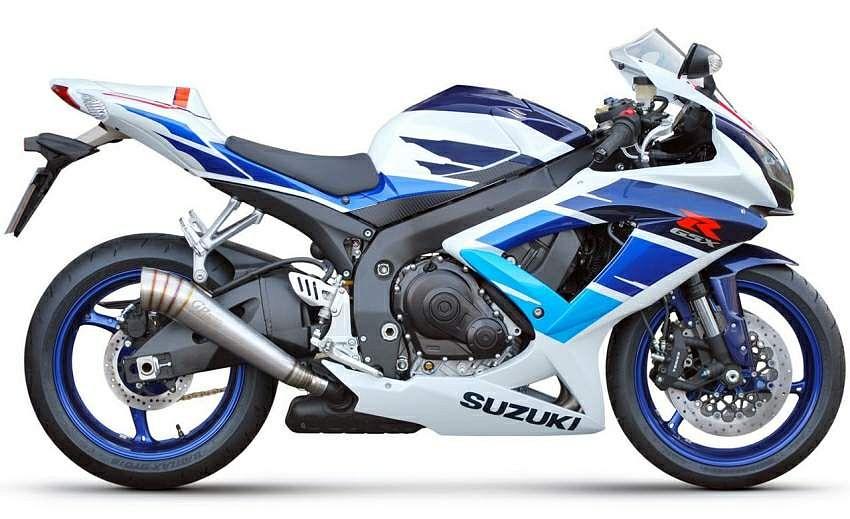 Suzuki GSX-R 750 Limited Edition (2010)
