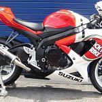Suzuki GSX-R 750 Lucky Strike Replica (2008)