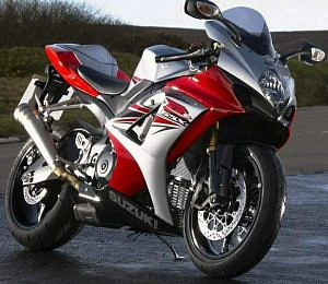 Suzuki GSX-R Isle of Man Centenary Special (2007)