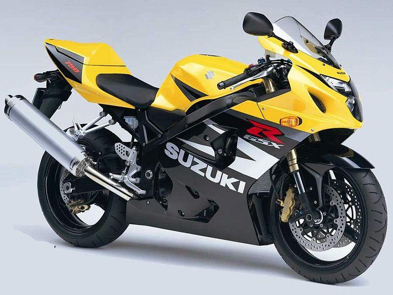Suzuki GSX-R 750 (2004)