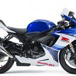Suzuki GSX-R 750 30th Anniversary Commemorative Edition (2016)