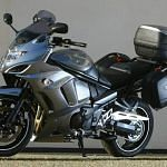 Suzuki GSX1250FA Traveller (2010)