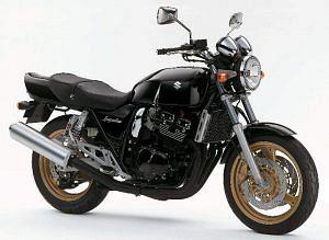 Suzuki GSX400F Impulse (2004-07)