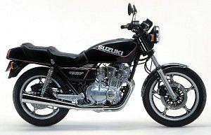 Suzuki GSX400F Katana (1981)