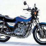 Suzuki GSX400F Katana (1982)