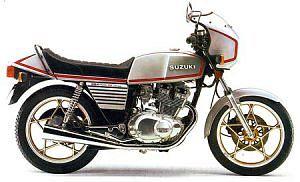Suzuki GSX400S (1981-83)