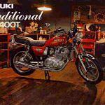 Suzuki GSX400T (1981-83)