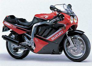 Suzuki GSX-R 750J (1988)